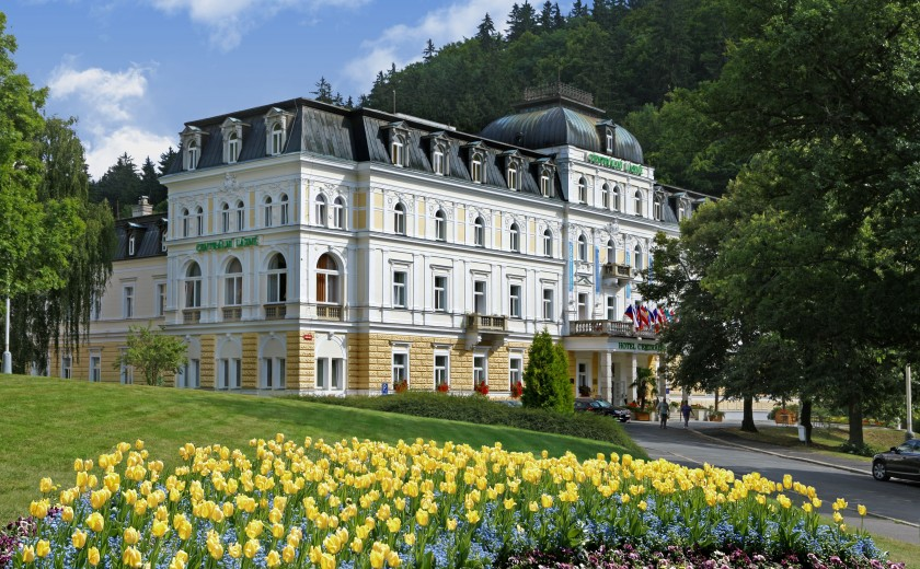 Hotel Danubius Health Spa Resort Marienbad